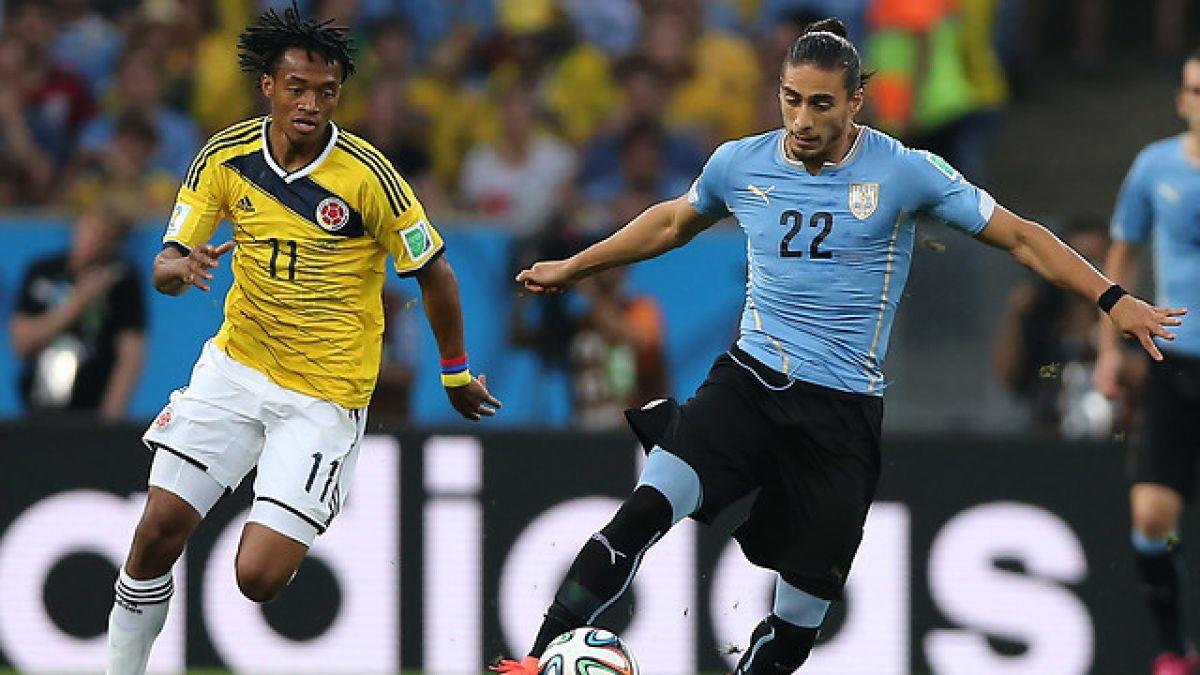 Uruguay y Colombia buscarán abrochar los seis puntos en Clasificatorias