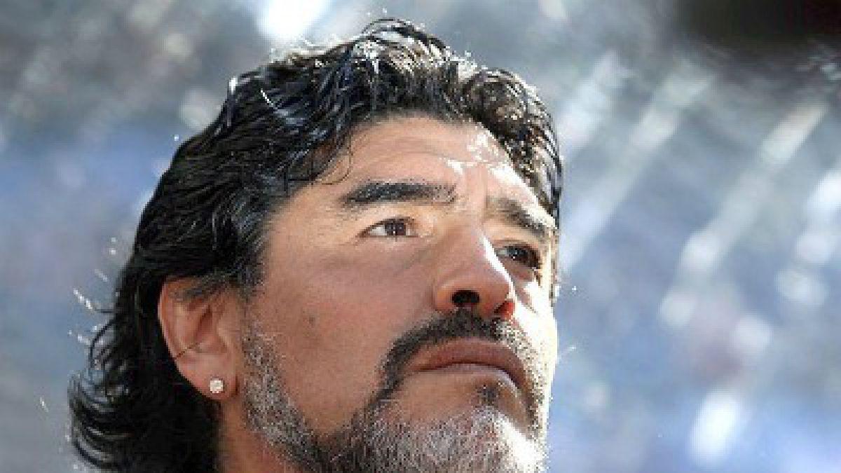 Maradona trabajará junto a Corona Británica