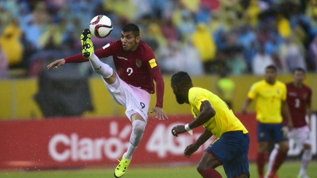 [MINUTO A MINUTO] Ecuador venció a Bolivia en Quito