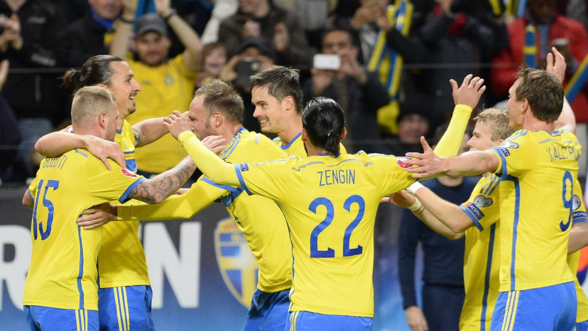 Estos son los 8 equipos que animarán el repechaje por la Eurocopa 2016