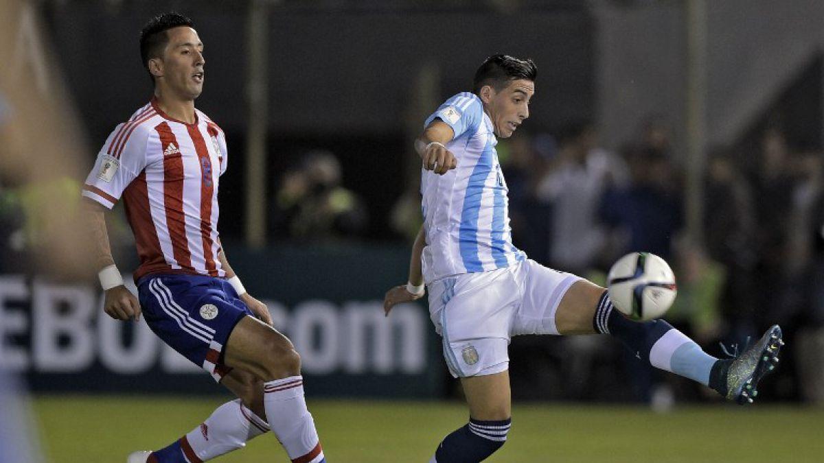 [MINUTO A MINUTO] Argentina choca con Paraguay en Asunción
