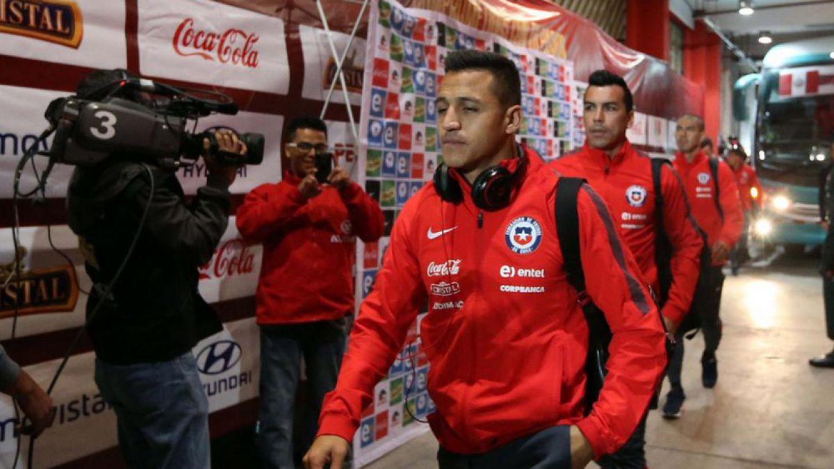[Minuto a Minuto] La Roja busca acercarse a Rusia 2018 en su dura visita a Perú