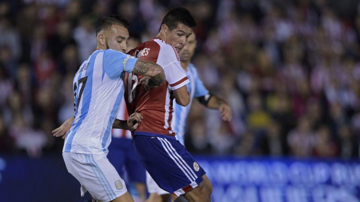 """Argentina sigue """"en deuda"""": Sólo iguala con Paraguay en Asunción"""
