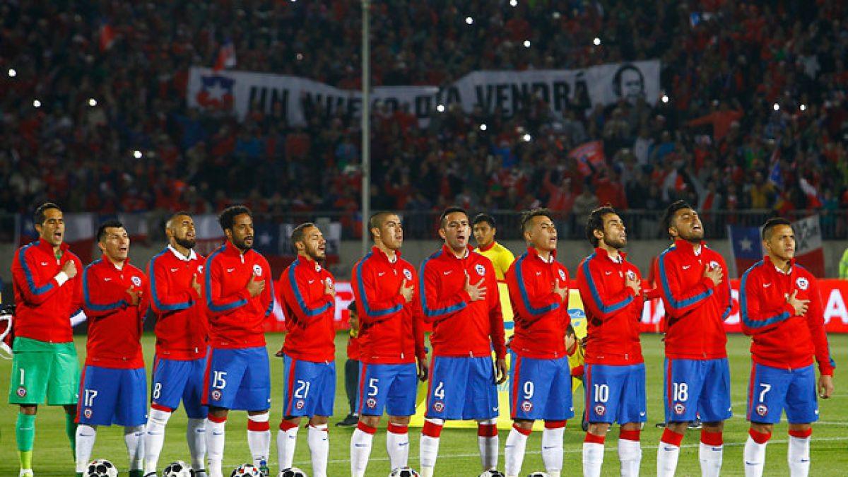 Fuertes pifias se sintieron durante el himno de Chile en el estadio de Perú