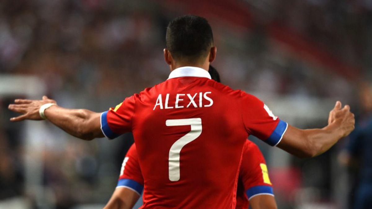 Alexis vs Farfán y todos los datos del choque Perú-Chile