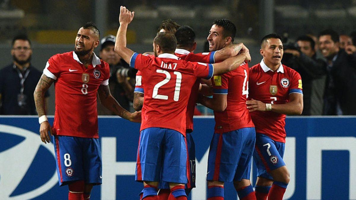 Perú 3 - Chile 4: La Roja gana los dos primeros partidos luego de 6 clasificatorias