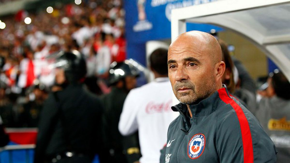 """Sampaoli alaba a Alexis y destaca victoria en Perú: """"Pocos pueden venir a ganar acá"""""""