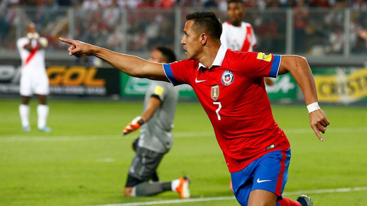 Alexis Sánchez supera a Caszely y se convierte en el tercer goleador histórico de La Roja