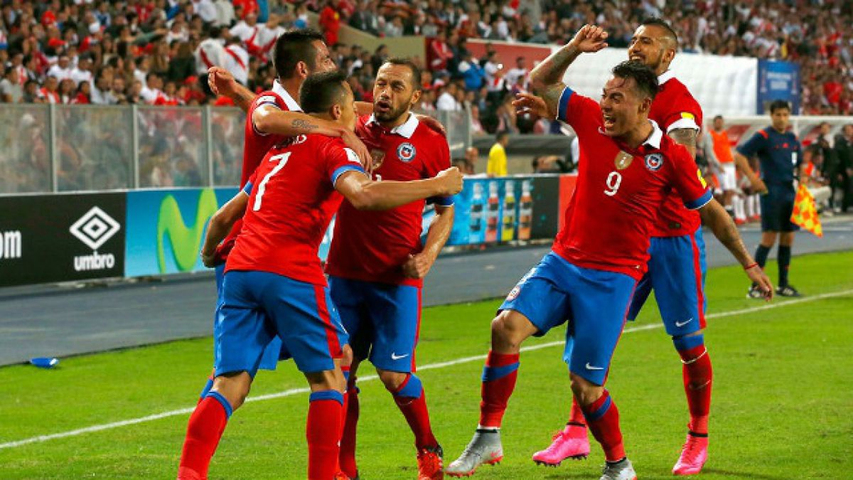 """La """"Roja"""" alcanzará histórica ubicación en el ranking FIFA tras victoria sobre Perú"""