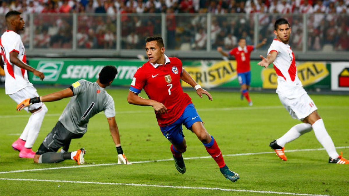 En Inglaterra revelan el firme interés de Real Madrid por Alexis Sánchez