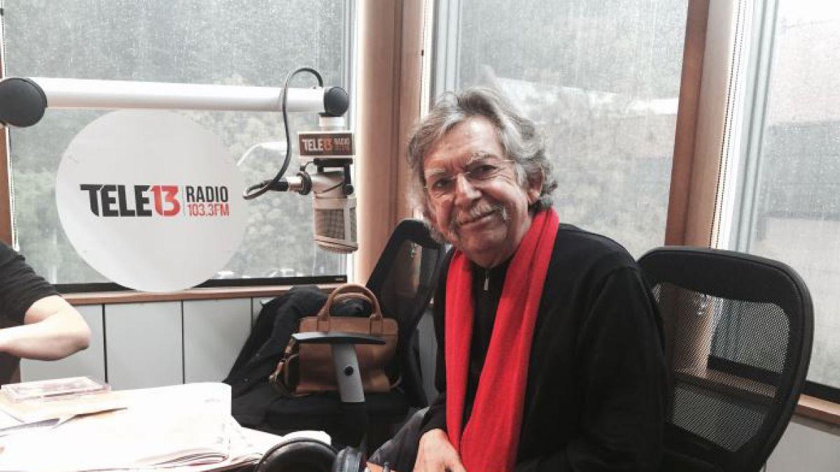 Ángel Parra se encuentra internado en estado crítico en Francia