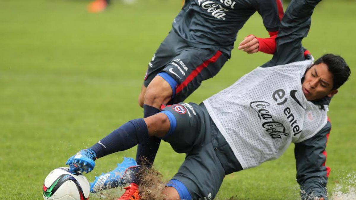 """Volante de la """"Roja"""" palpita Mundial Sub 17: """"Queremos hacer historia"""""""
