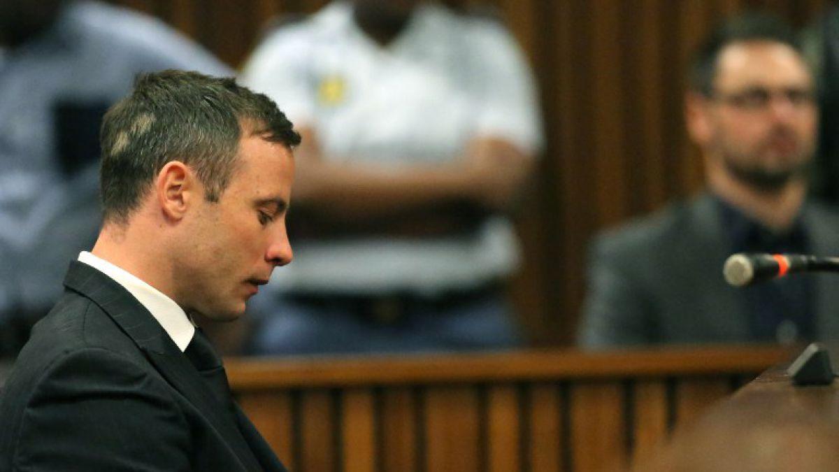 Pistorius será liberado anticipadamente el próximo martes