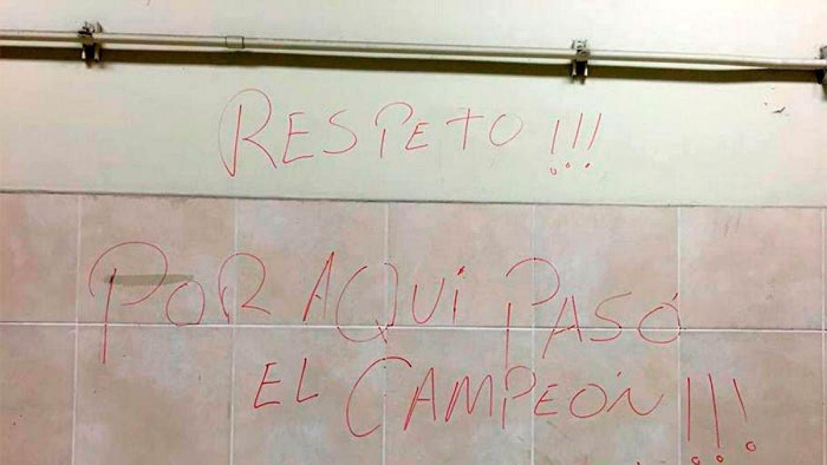 La reacción de la prensa peruana tras el mensaje dejado por Chile en el camarín