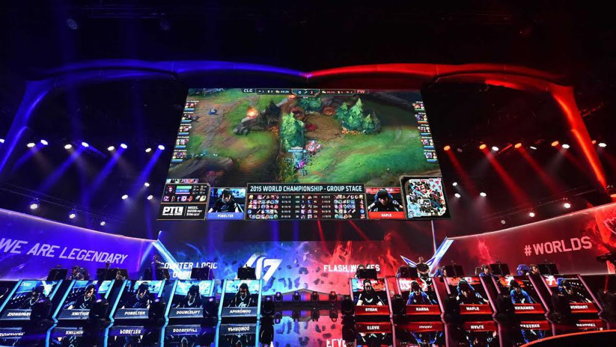 Arrancan finales del Campeonato Mundial de League of Legends ...
