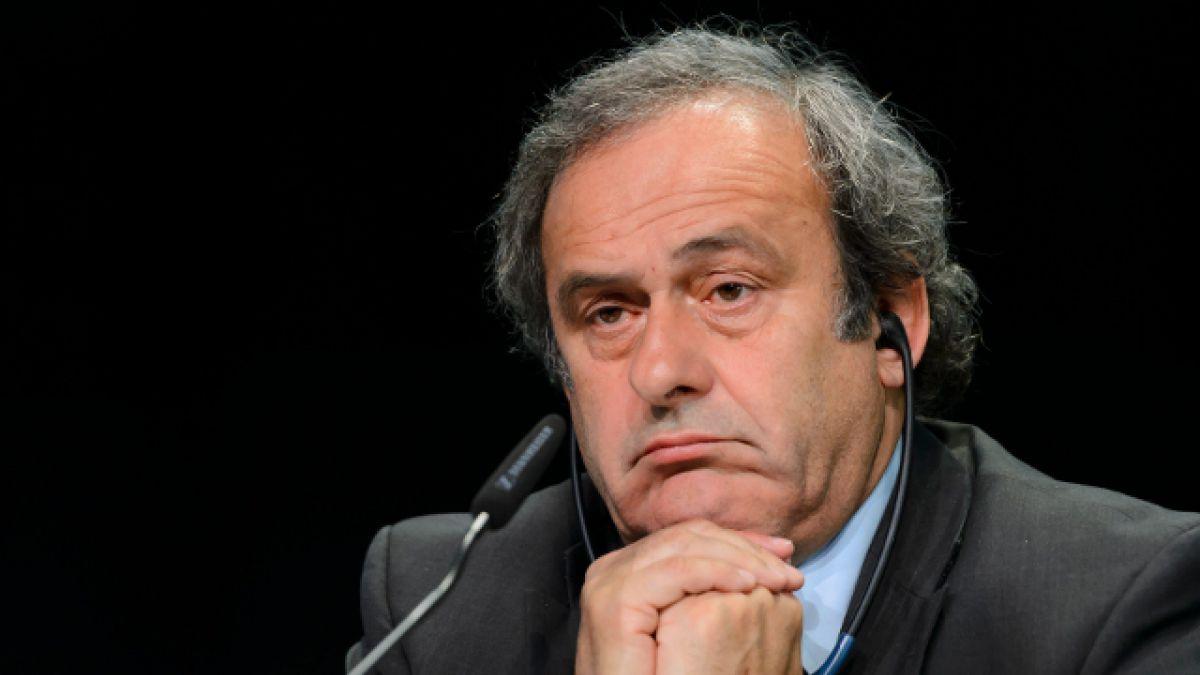 """Federación inglesa """"suspende"""" apoyo a Michel Platini como candidato a presidencia de la FIFA"""