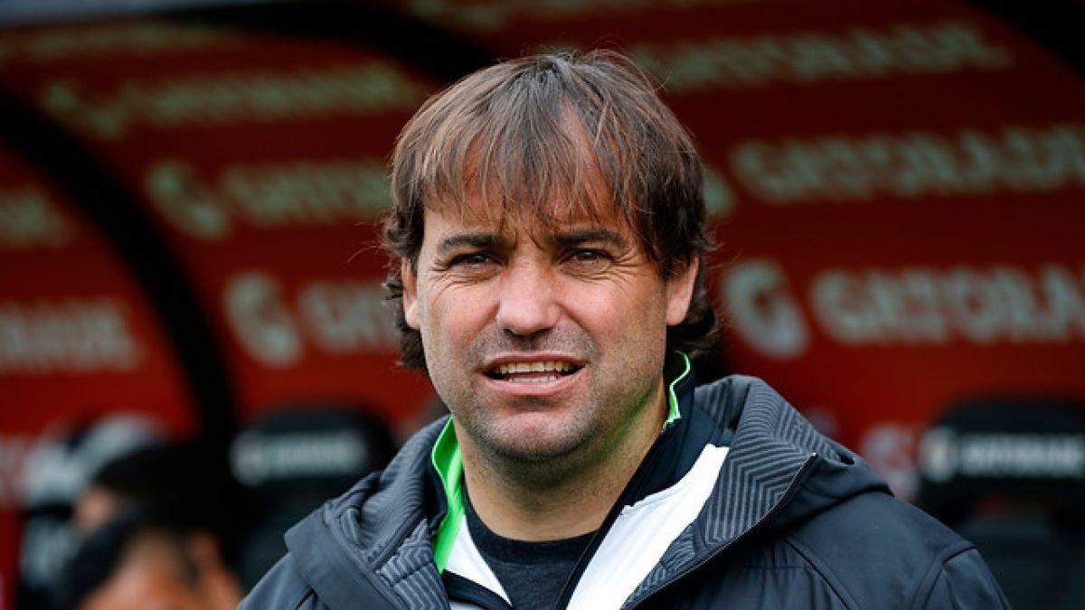 """José Luis Sierra: """"Nadie dijo que el campeonato no iba a ser disputado"""""""