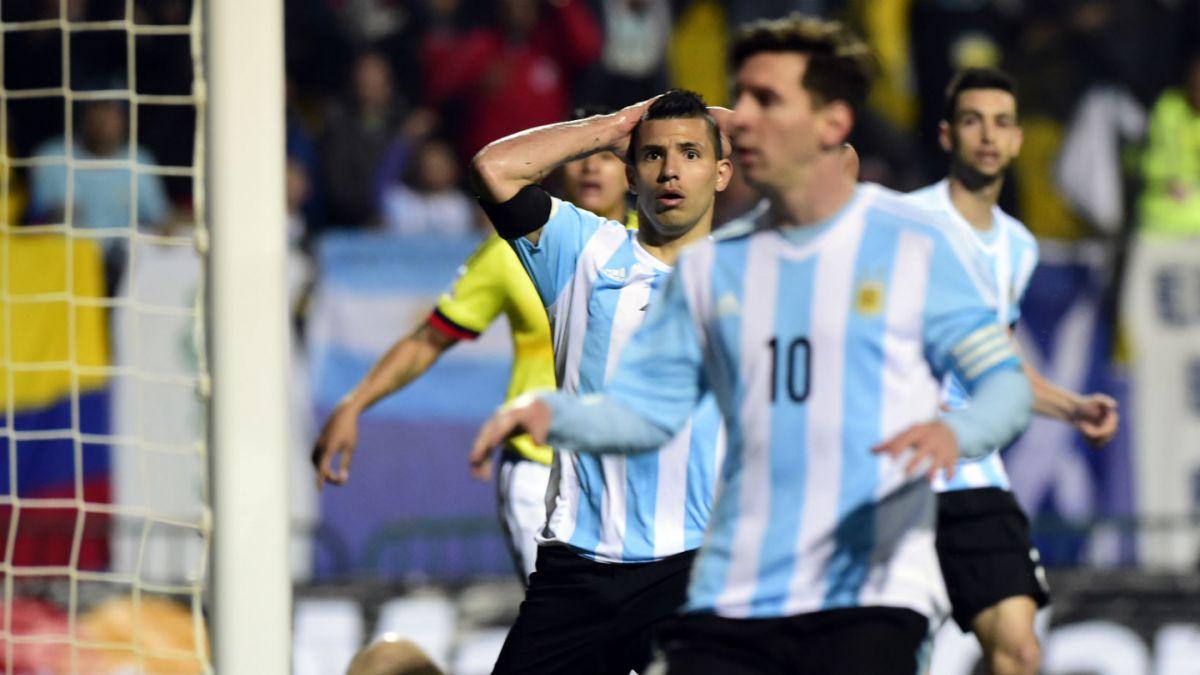 Argentina pierde a su letal dupla de ataque de cara a los partidos contra Brasil y Colombia
