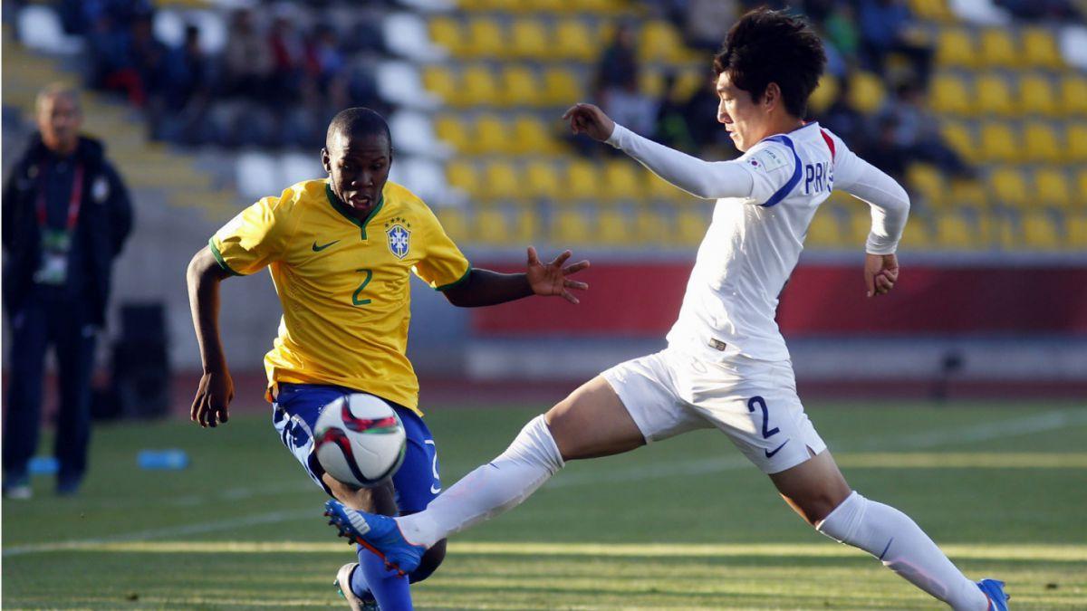 [MINUTO A MINUTO] Grupo B: Brasil enfrenta a Corea del Sur en Coquimbo