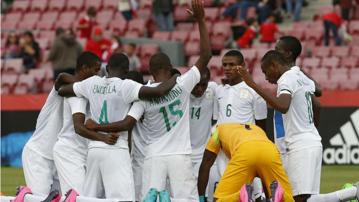 Las credenciales de la Selección Nigeria que va por su quinta corona Sub 17