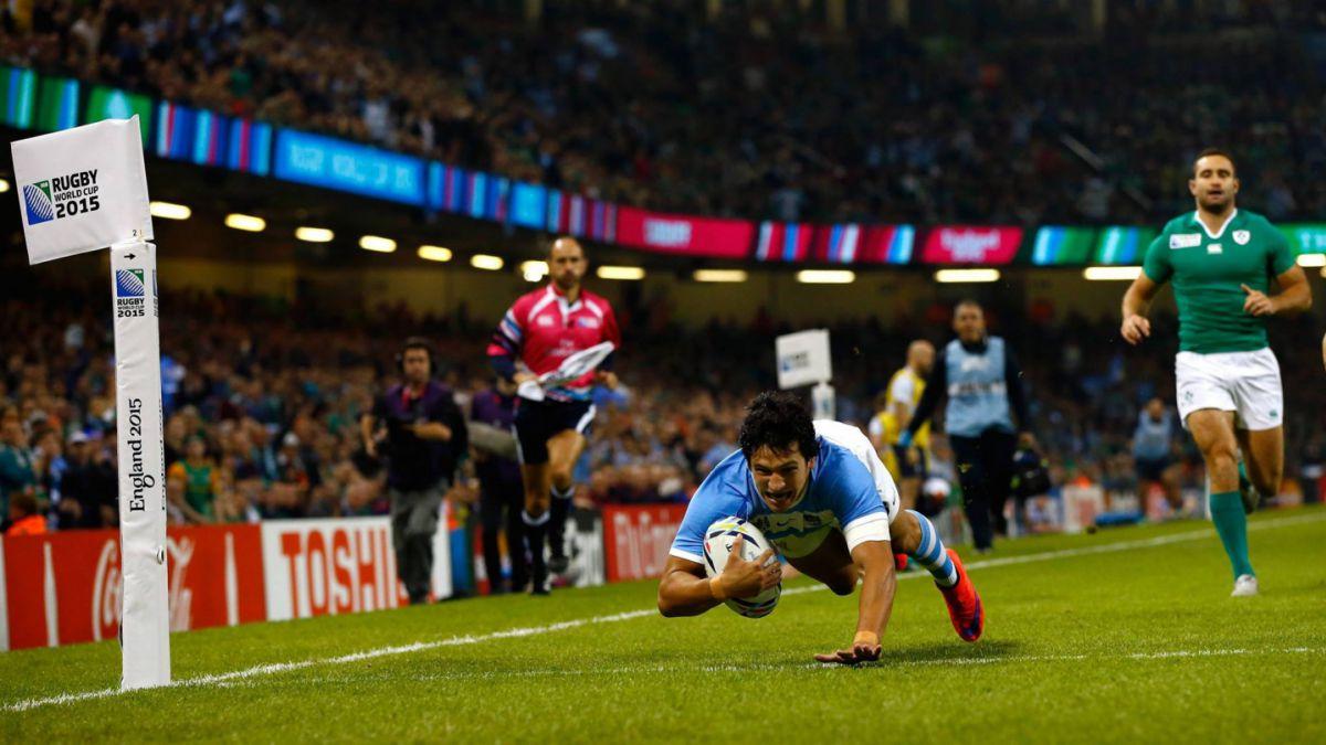 Mundial de Rugby: Argentina clasifica a semifinales tras vencer categoricamente a Irlanda