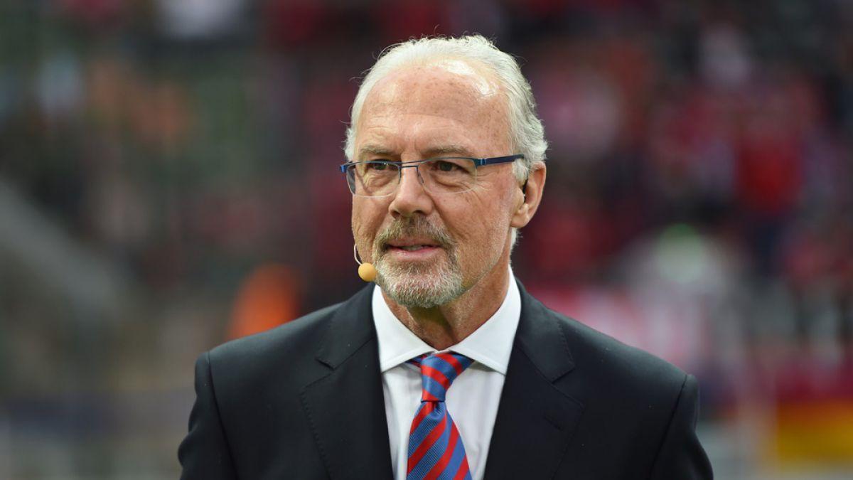 No pagué a nadie, responde Beckenbauer tras acusaciones de corrupción