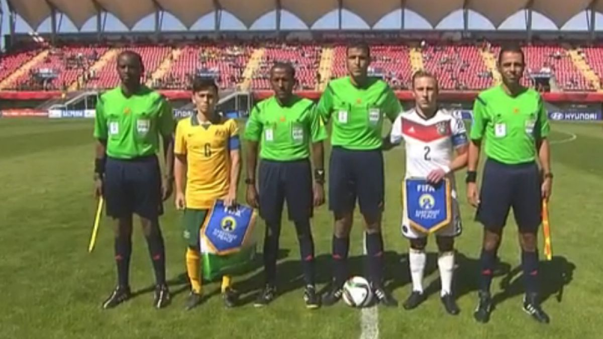 Mundial Sub 17: Debut de Argentina y Alemania animan la jornada