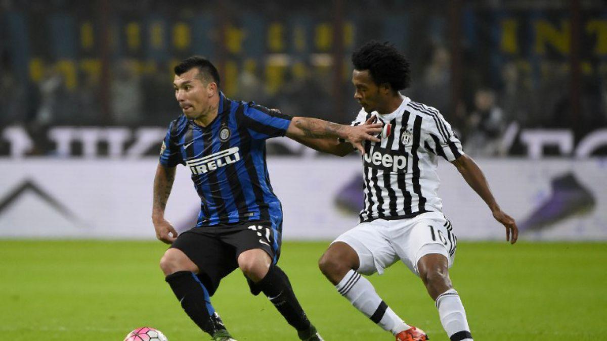 Inter de Medel empata ante Juventus  en el clásico de Italia
