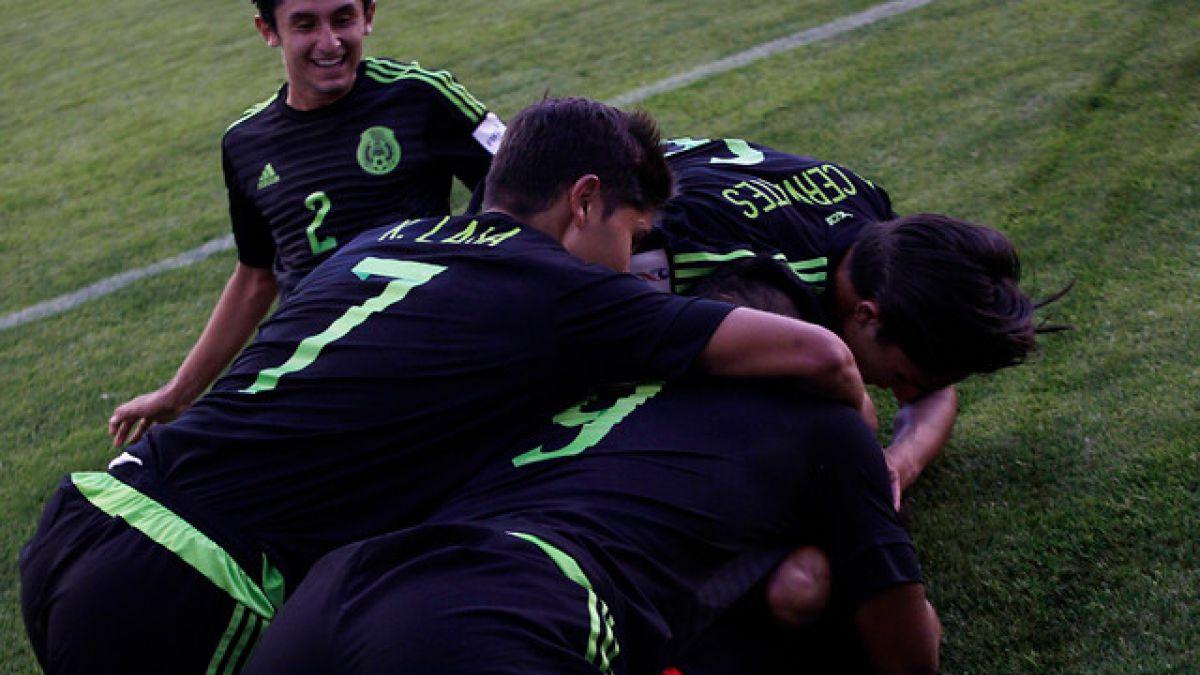[MINUTO A MINUTO] México debuta con un triunfo por 2 a 0 ante Argentina en el mundial sub-17