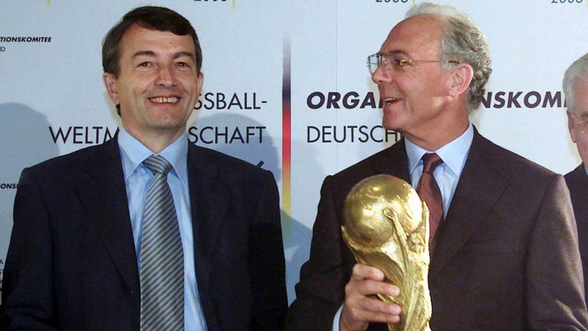 Tras Wolfgang Niersbach, también Franz Beckenbauer y Theo Zwanziger se han defendido de las acusaciones de corrupción.