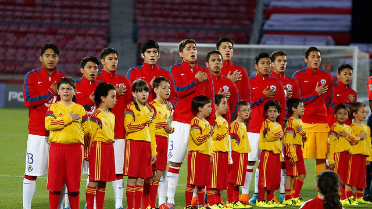 """La """"Roja"""" Sub 17 sale en busca de la clasificación a octavos del Mundial"""