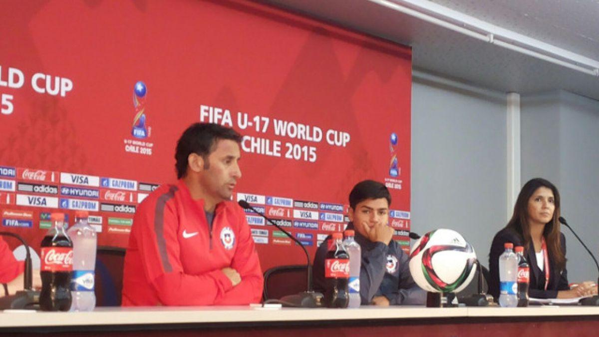 """Miguel Ponce: """"La presión siempre está porque uno compite y uno quiere ganar"""""""