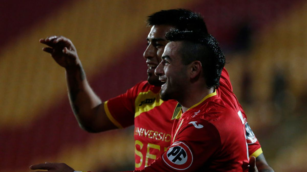 U. Española amarga debut de Riffo en Calera al golear 4-0 en Santa Laura