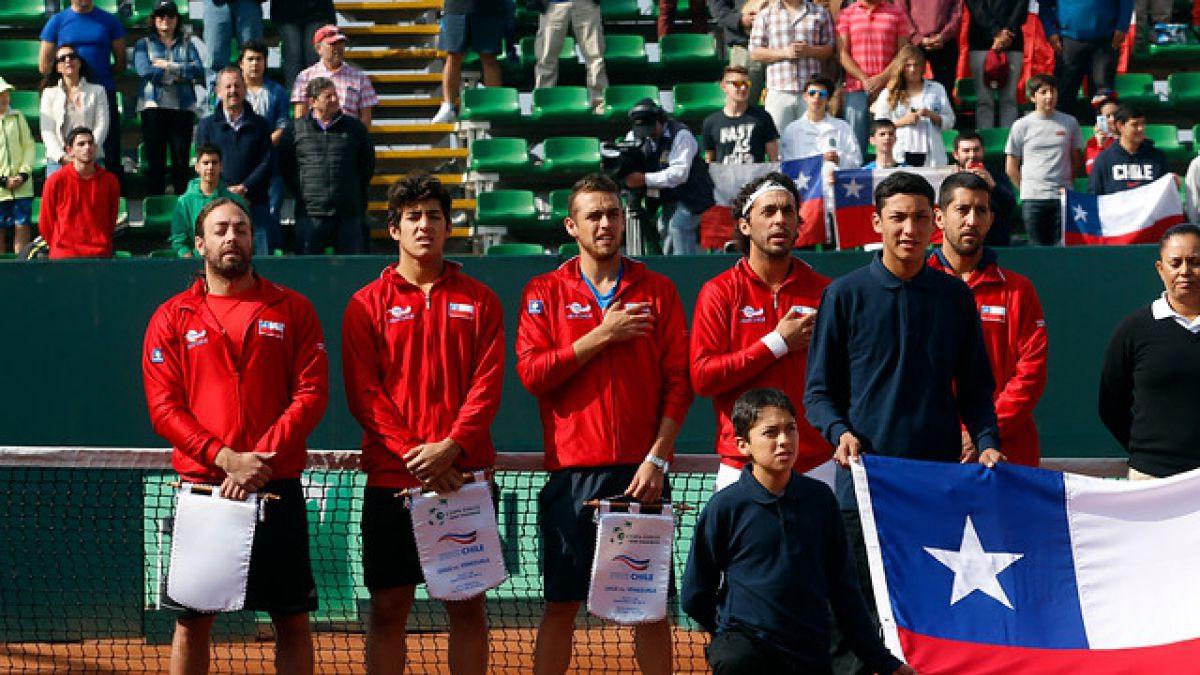 Jugadores de Copa Davis debutan este martes en challenger de Santiago