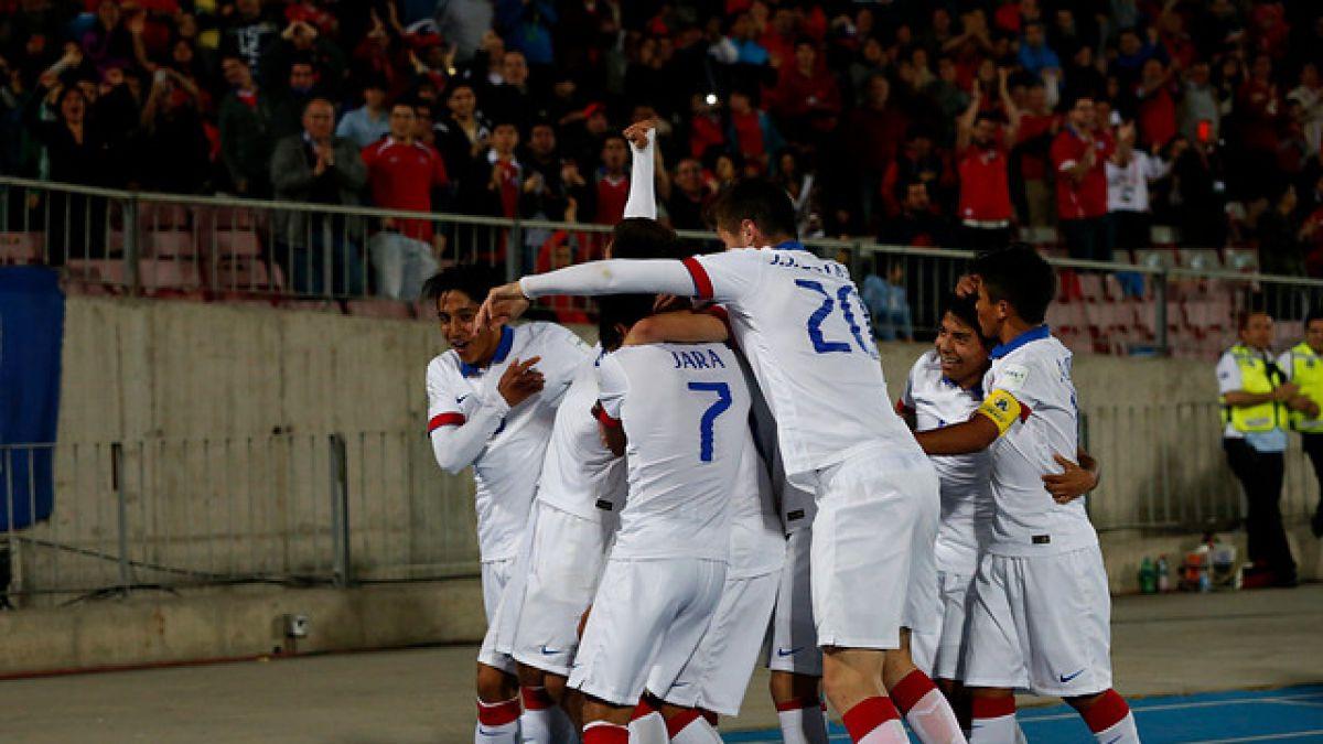 """La """"Roja"""" Sub 17 anima duelo clave ante Nigeria buscando paso octavos"""