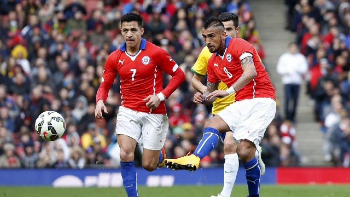 """FIFA explica nominaciones de Alexis Sánchez y Arturo Vidal al """"Balón de Oro"""""""