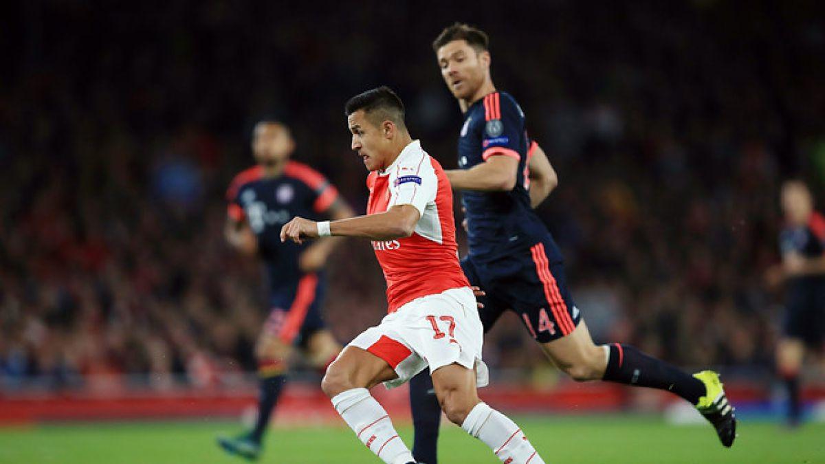 [Minuto a Minuto] Arsenal FC y Bayern Munich se van sin goles al descanso