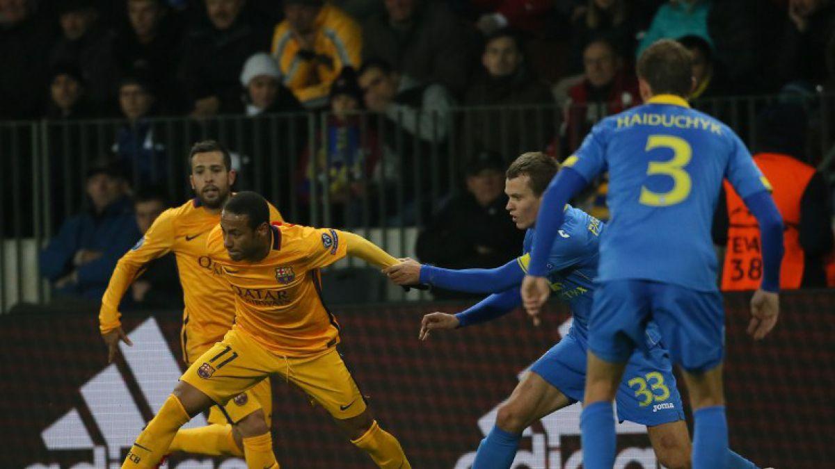 [MINUTO A MINUTO] Barcelona de Claudio Bravo está empatando en Champions