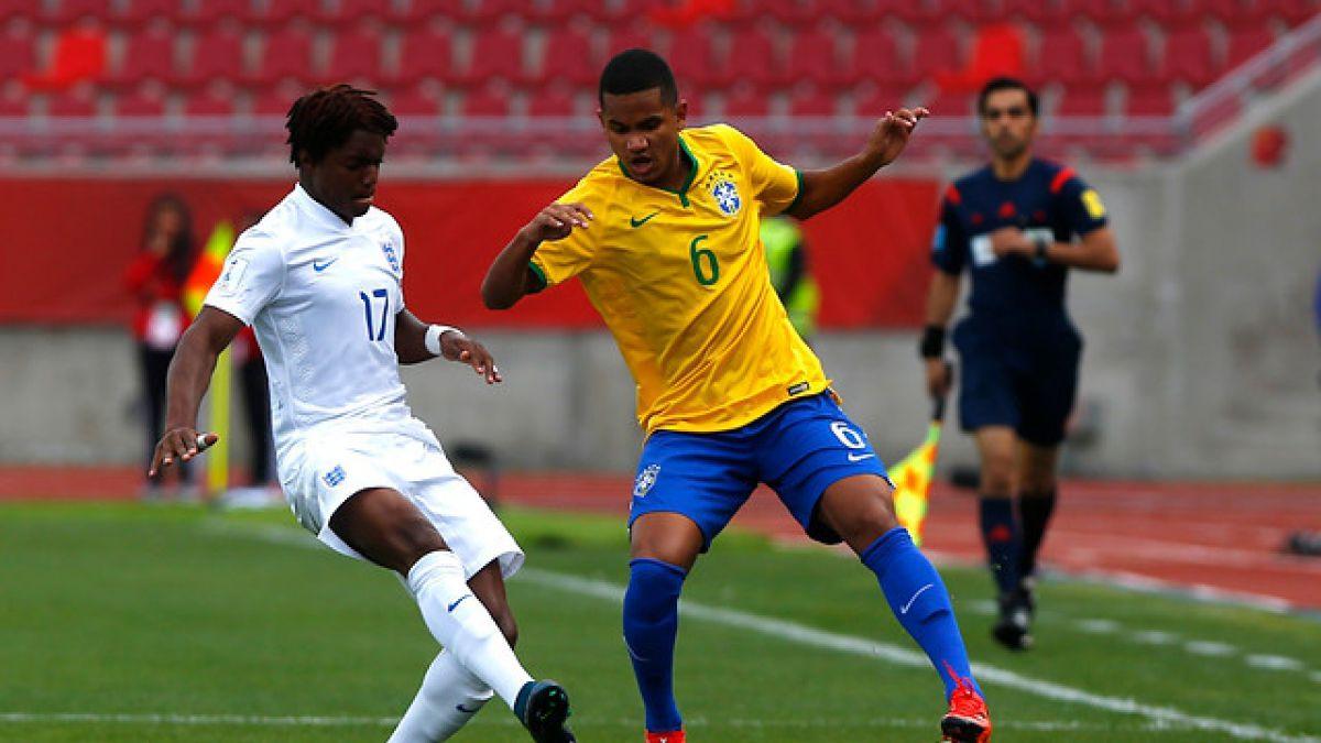 [MINUTO A MINUTO] Inglaterra-Brasil chocan en el estadio La Portada