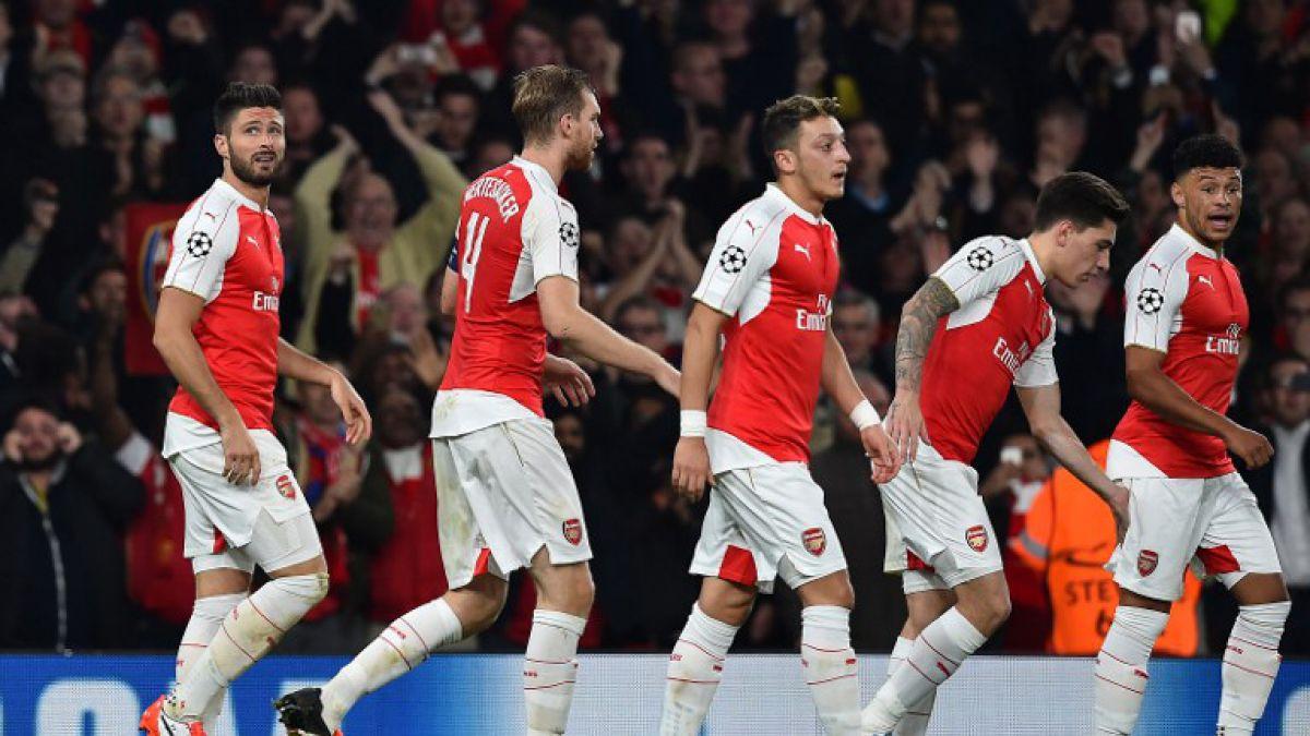 [MINUTO A MINUTO] Arsenal de Alexis cae como visita ante Southampton