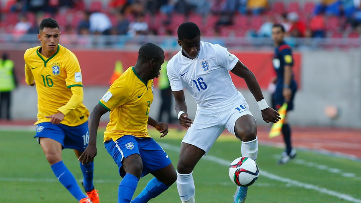 Brasil obtiene agónico primer triunfo en el Mundial Sub 17 ante Inglaterra