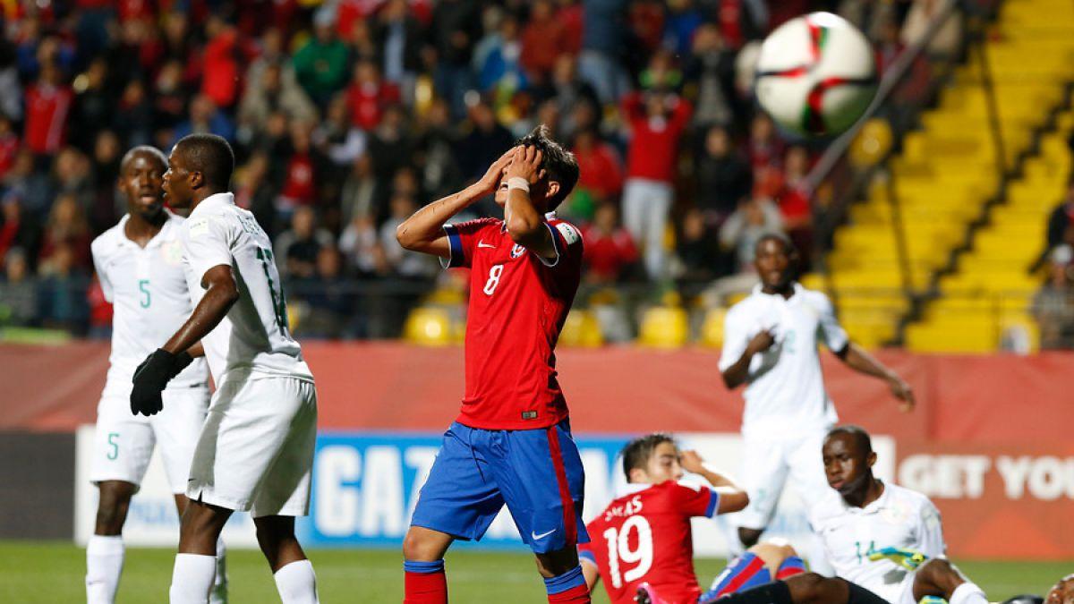 [EN VIVO] Nigeria vence con claridad a Chile en el segundo tiempo