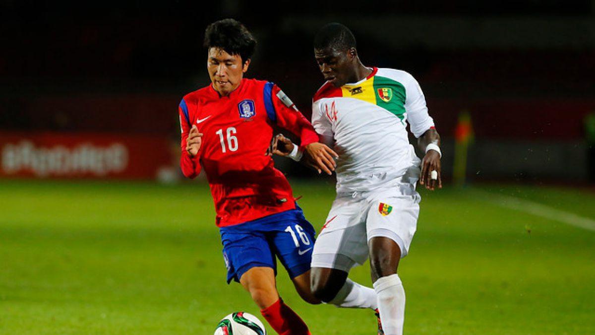 Corea del Sur derrota a Guinea y es líder del grupo B del Mundial Sub 17
