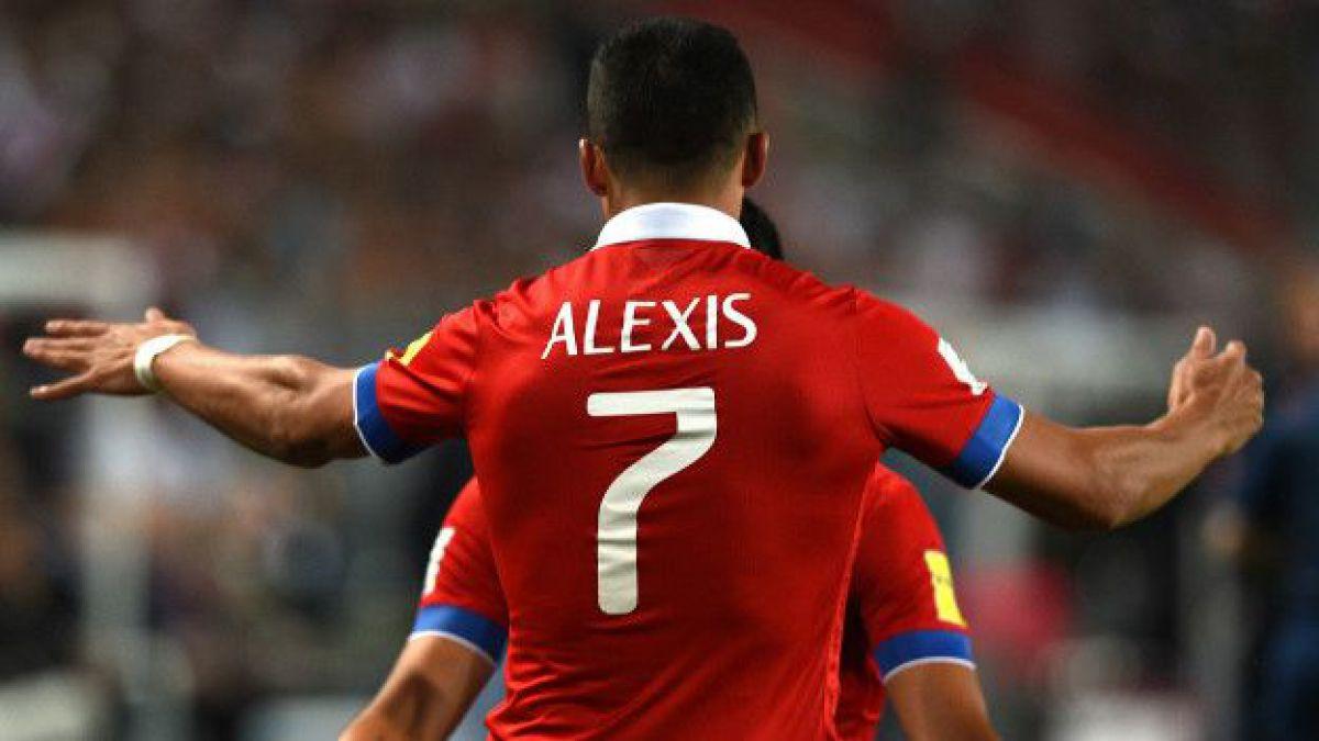 Alexis Sánchez es uno de los 10 deportistas más destacados de América Latina en 2015