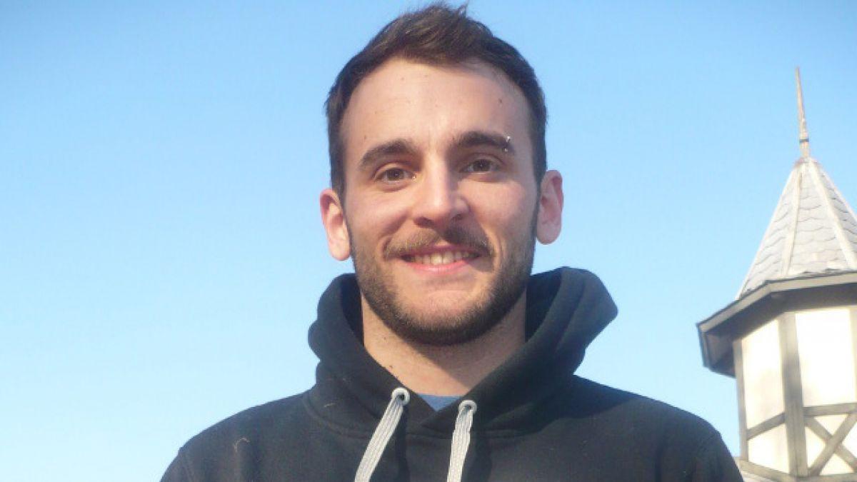 Tomás González compite este domingo en el Mundial preolímpico en Glasgow