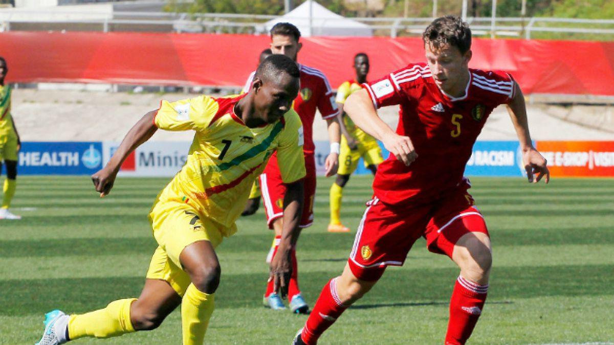 [MINUTO A MINUTO] Bélgica choca ante Honduras en Talca por el Mundial