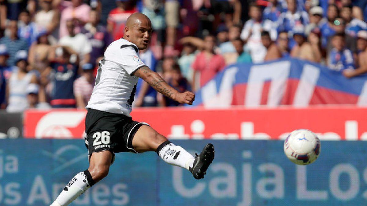 Suazo tras su despido de Colo Colo: Es lo peor que me hicieron en el fútbol