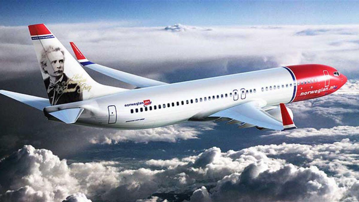 Aerolínea Norwegian compra 19 Boeing 787 Dreamliner adicionales