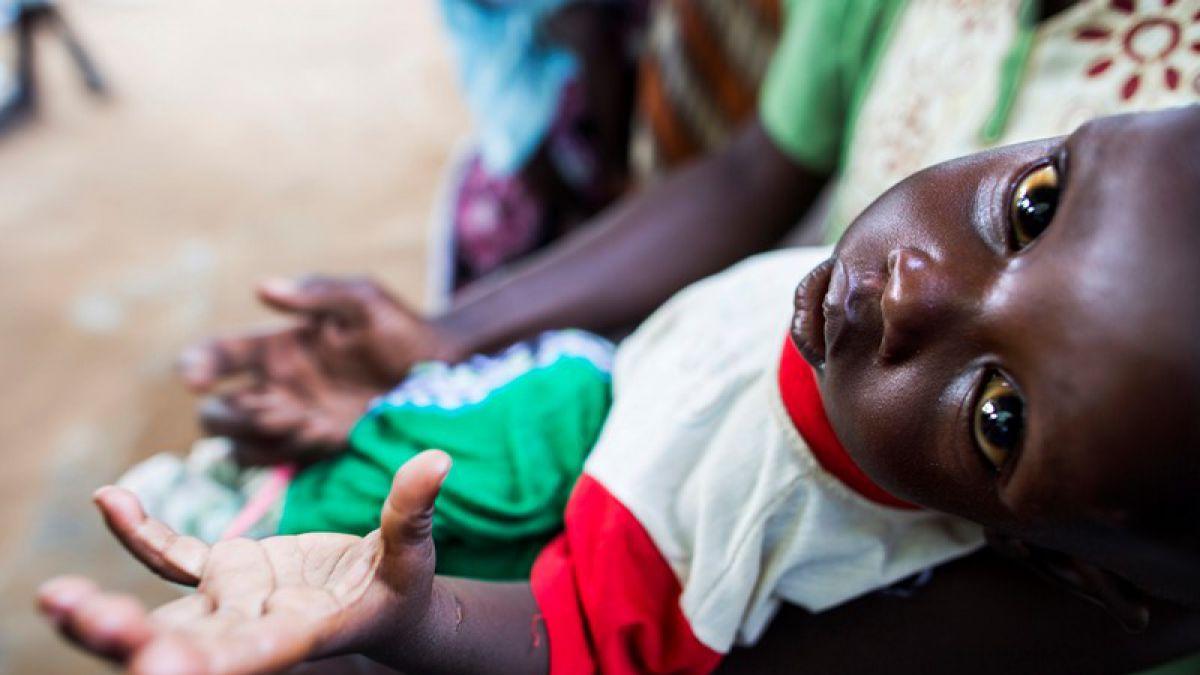 Más de 30.000 personas corren riesgo de morir de hambre en Sudán del Sur