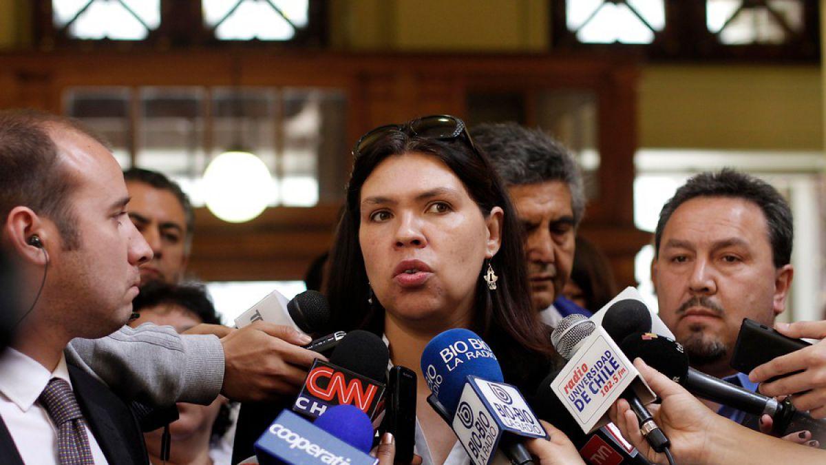 """Bárbara Figueroa advierte riesgo de terminar """"sepultando"""" la reforma laboral"""